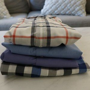 BUNDLE Three Assorted Express Brands Men's Shirts
